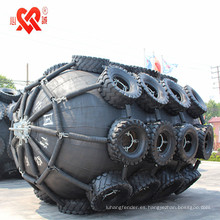 CCC ISO17357 y CCS garantizan guardabarros de goma para barcos de alto rendimiento / guardabarros neumáticos de goma