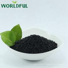 L'acide aminé composé NPK 12-3-3 granulaire, vente chaude engrais à libération lente