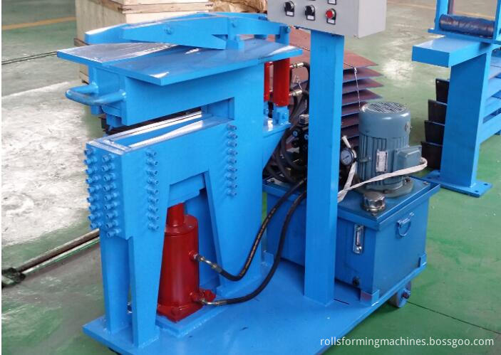 High Frequency Welded tube machine