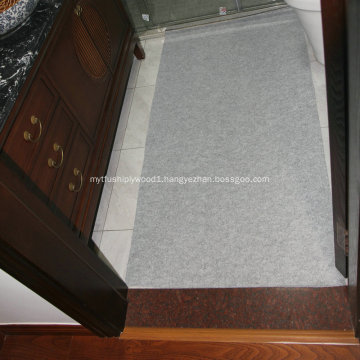 Cheap Wood Flooring Cover Protection During Construction