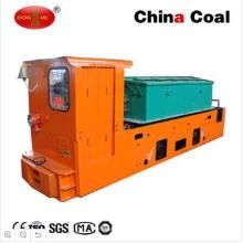 Fabricante 2.5t que mina la locomotora con pilas eléctrica