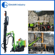Deep Rock Drilling Rigs for Mining