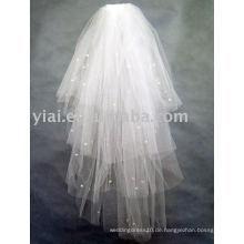 2010 neuer stilvoller Hochzeitsschleier! Nein Nein AN2103