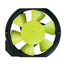 Logement en aluminium 172mmx151mmx38mm, ventilateur axial en acier DC17238