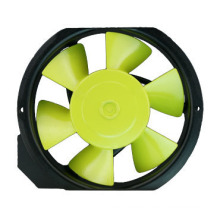 172mmx151mmx38mm Aluminum Housing, Steel Impeller DC17238 Axial Fan