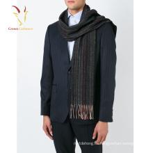 Bufanda tejida bufanda de los hombres de la bufanda de los hombres de Nepal de la bufanda para los hombres