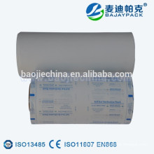 Sterilization Packaging Medical Dialysis Paper Roll