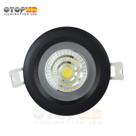 IP65 9w dimmable Led Downlights Bilik Mandi