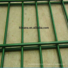 Haute qualité et pas cher prix 868 double clôture grillagée