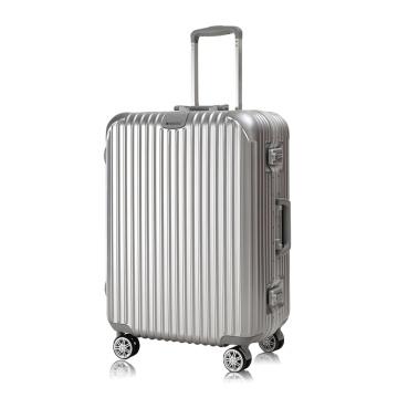 China Luggage Factory Alumínio de alta qualidade PC Trolley Bagagem
