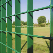 Powder Coated/Painted/Galvanized Steel Grating Safety Fence