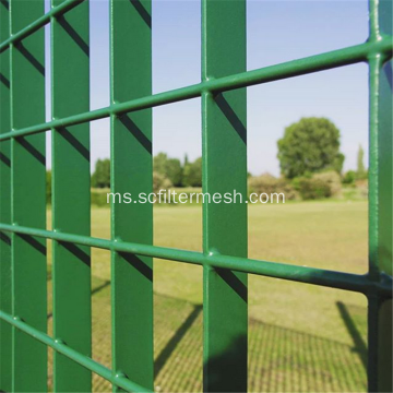 Pagar Keselamatan Gred Coated / Painted / Galvanized Grating