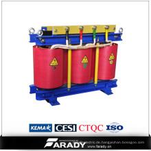 150kVA dreiphasig trocken Typ elektrische Leistungstransformator