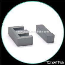 pc40 Material Grande tamanho EI Transformer Iron Core para Powr Supply