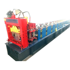 Dx Ridge tile roll foll forming machine