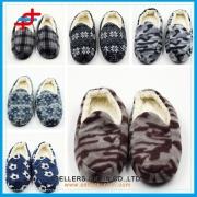 Men's Winter Home Slippers Cotton-padded Indoor Slipper