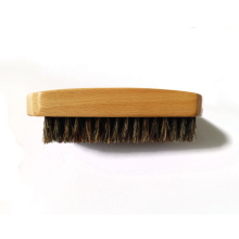 FQ bande étiquette privée produit de rasage whisker soies brosse à barbe