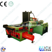 Hydraulic Baler with Scrap Metal Block Machine
