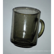 Glass Mug with Color High Quality Tumbler Kb-Hn07175