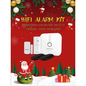 Hot sale WIFI ALARM KIT