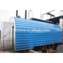 5-100TPD Pirólise de resíduos de resíduos contínuos e automáticos para equipamentos de óleo combustível com CE / ISO da Henan Huatai