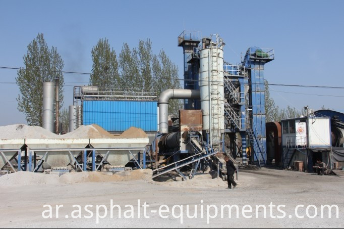 ZLB60 Asphalt recycling mixers