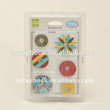 flower eyelet for scrapbook china wholesale metal brads