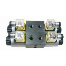 Dl4we Series Solenoid Serial Mounting Directional Valves