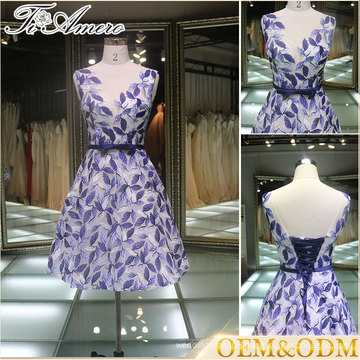 2017 fashion girl party wear western dress short women party dress elegant women designer one piece party dress