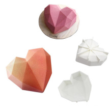 OEM wholesale silicone heart mold maker