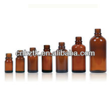 amber drop dispensing bottle