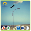 130 lm/w LED solar street light lamp