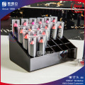 Small Black Acrylic Spinning Lipstick Wholesale