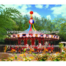 Merry-go-round Ausrüstung