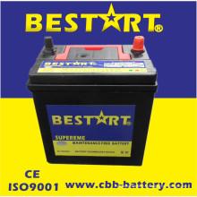 Bateria de bateria compacta de qualidade superior 12V 36ah Bateria de bateria compacta Ns40z-Mf