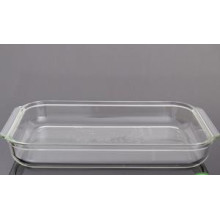 1.0L Rectangular Borosilicate Glass Baking Dish/Glass Bakeware