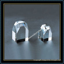 Transparent Blank Crystal Block for Engraving (HDBC1 003)