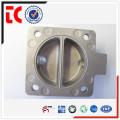 Cubierta de aluminio de encargo del cilindro que muerde la fundición