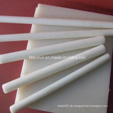 POM Polyoxymethylen Kunststoffplatte / Stab Herstellung