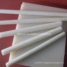Fabrication de feuilles / tiges de polyoxyméthylène POM