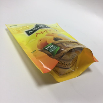 Stand Up Pouch Plastic Bag For Dry Fruit