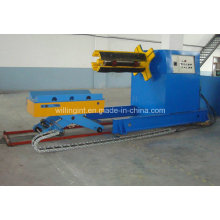 High Quality 10 Tons Hydraulic Decoiler with Coil Car