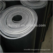 black SBR rubber sheets