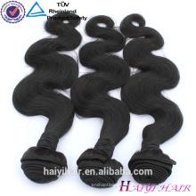 New Year Promotion Kein Tangle No Shed Färbbare 100% reine natürliche Farbe Wasserwellen Menschliches Haar Extention Malaysian Haarbündel