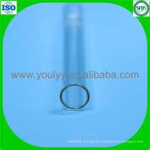 Glas-Reagenzglas mit dicker Wand