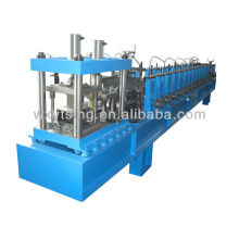 Full Automatic YTSING-YD-0408 C Purline Roll Forming Building Material Machine