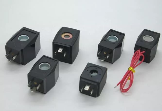 Other Type Thermoplastic/Thermosetting Plastic Pneumatic Electromagnetic Valve Coils