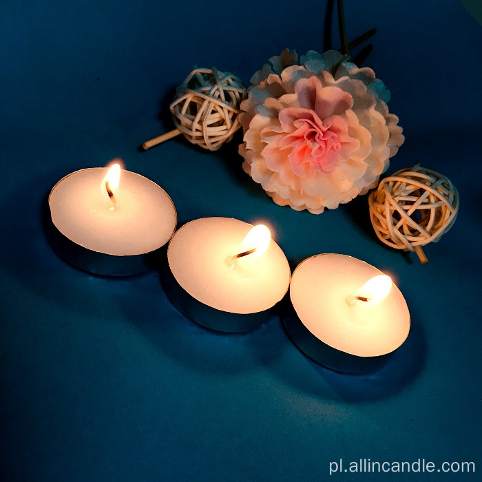 Tanie Home Decoration Multi-Colored Świeca Tealight