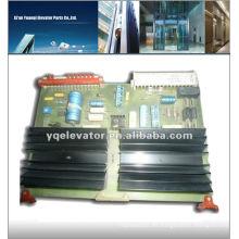 Tablero del PCB del elevador de Schindler ID.NR590296