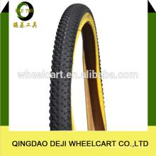 La Chine haute qualité route pneu montagne bick pneu de bicyclette 24 * 1.75